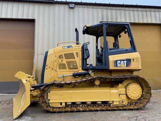 2019 Caterpillar D3K2 LGP w/ Low Hours<br>